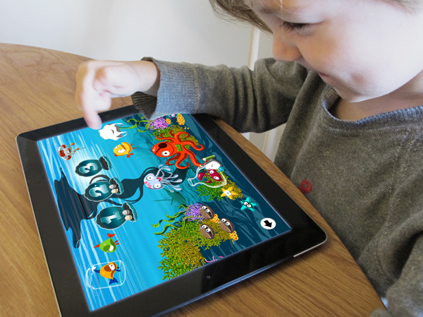gro memo ipad kid Gro Memo by Gro Play   Review