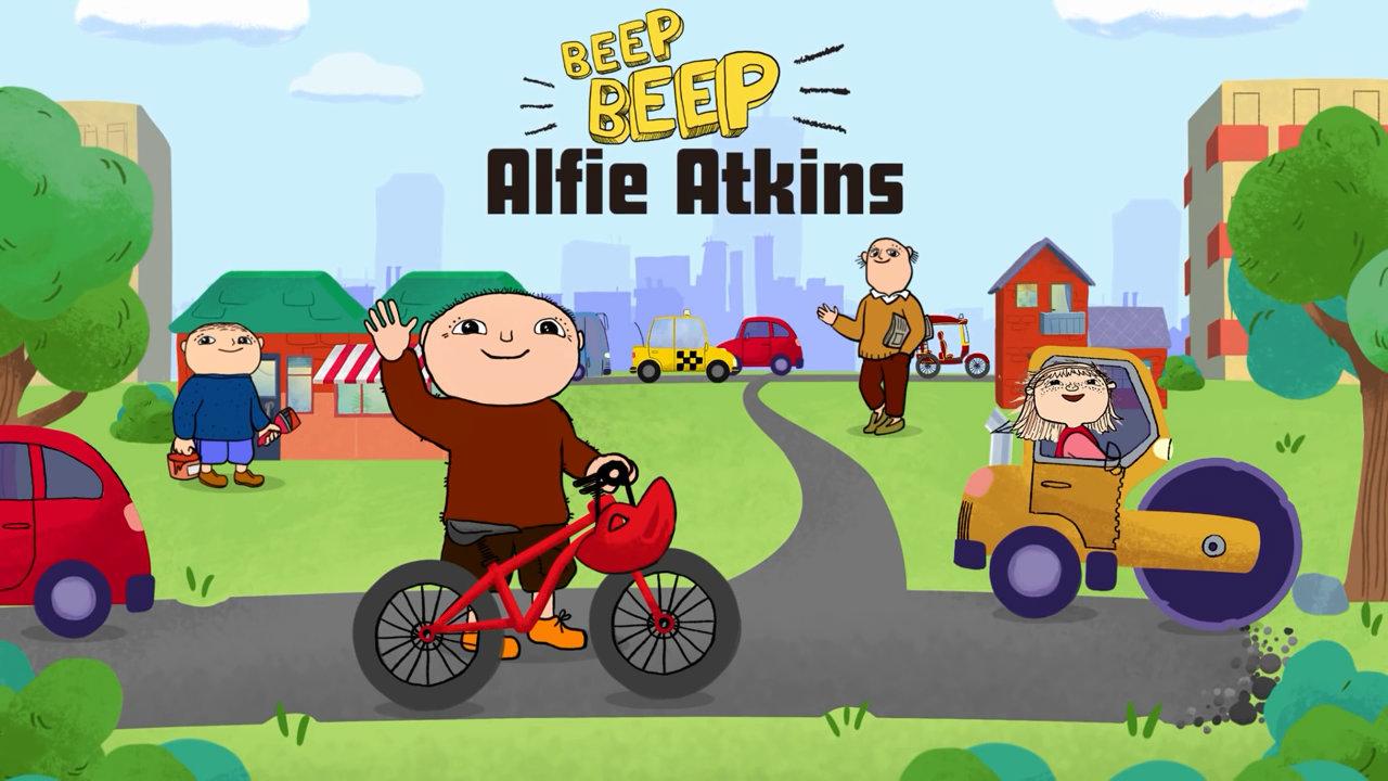 Beep Beep Alfie Atkins
