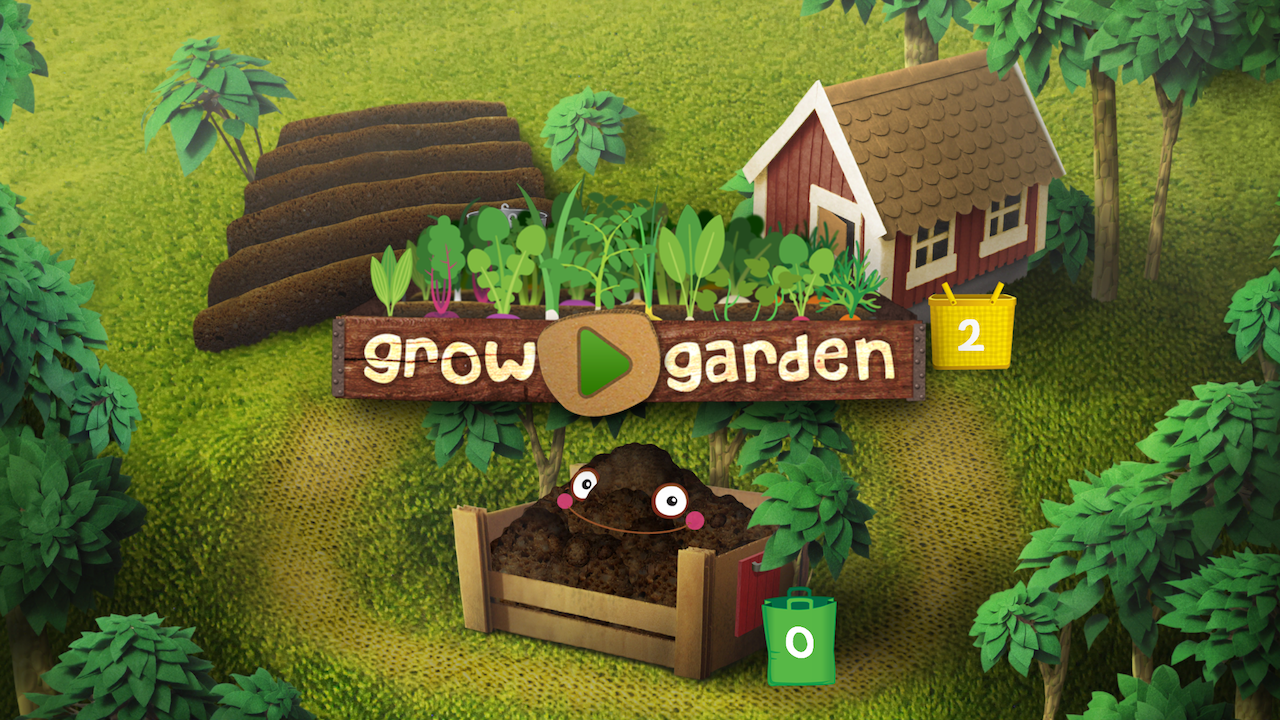 Grow Garden overview